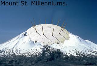 Mount St. Millenniums.