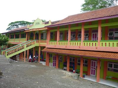 Gedung SDIT Ibnu Abbas Kebumen