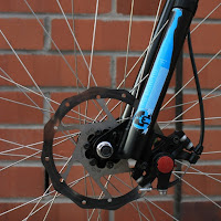 Bicycle disc bracke