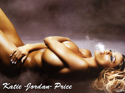 Katie Price hot wallpaper 2012