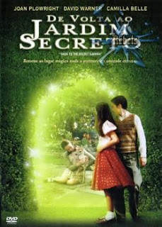 Filme De Volta ao Jardim Secreto  DVDrip XviD Dual Áudio