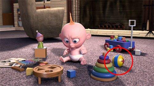 Varias Curiosidades de Pixar Studios 39