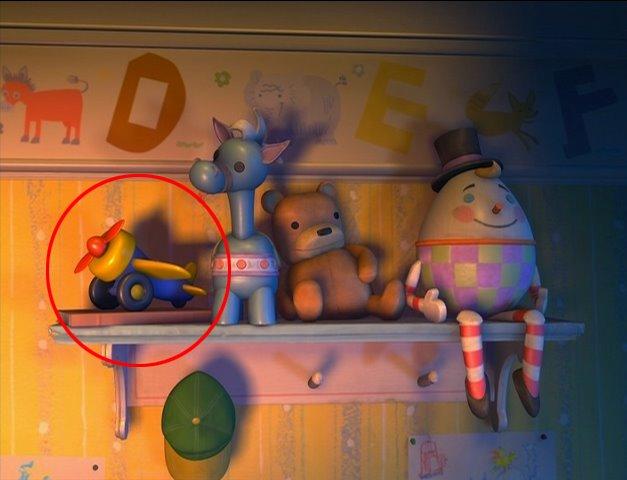 Varias Curiosidades de Pixar Studios 65