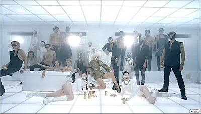 Lady GaGa Bad Romance Music Video