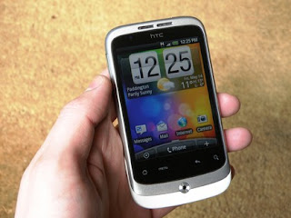 htc announces the htc wildfire