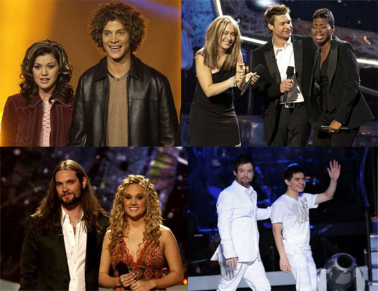 american idol. The American Idol Top 2 for