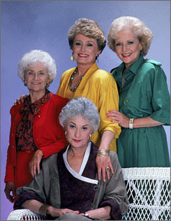 Golden Girls loss