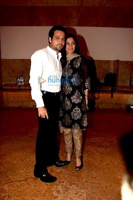 Emraan Hashmi, Parveen Hashmi