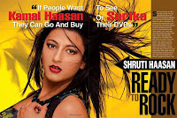 Shruthi Hassan scans