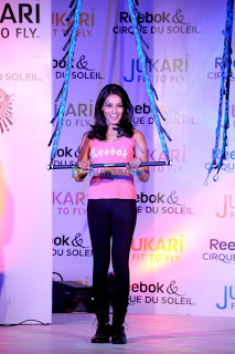 Bipasha Basu at the launch of Jukari Fit To Fly