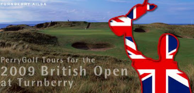 2009 British Open Leaderboard