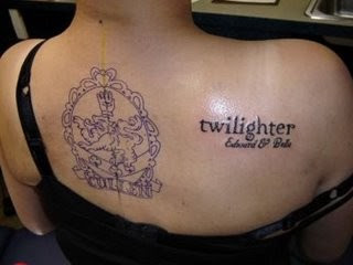 Twilight Tattoos