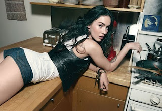 Megan Fox Rolling Stone October 2009