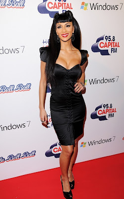 Nicole Scherzinger at the Jingle Ball Pics