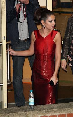 Cheryl Cole Leaving