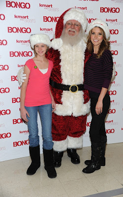Audrina Patridge at a Bongo event at KMart
