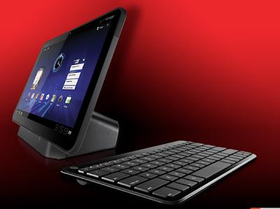 Motorola XOOM 3D view pictures & Video