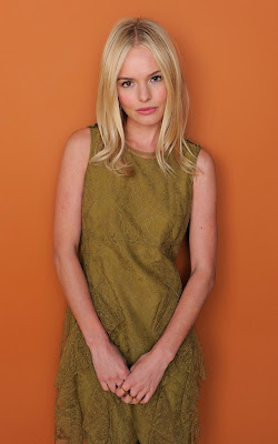 Kate Bosworth at a Sundance portrait session