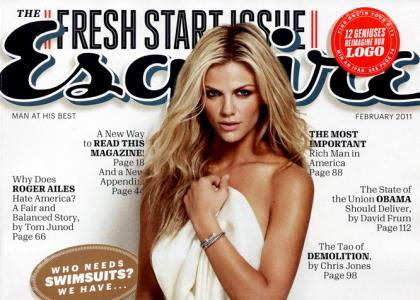 Brooklyn Decker is featured in