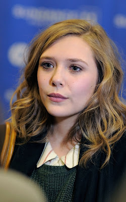 Elizabeth Olsen at the