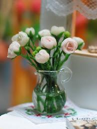 迷你牡丹花 Miniature peony flowers