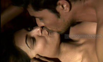 Indian Actress Shusmita Sen Sexy Kiss With Hot Boy 3