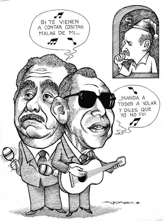 serenata política