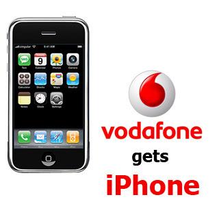 Vodafone , tarifas para el iphone 4