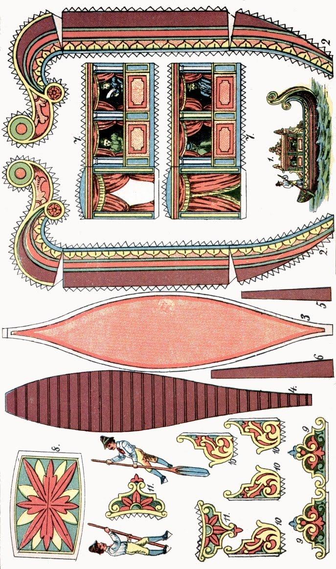 51 best papierové modelárstvo images on pinterest paper models