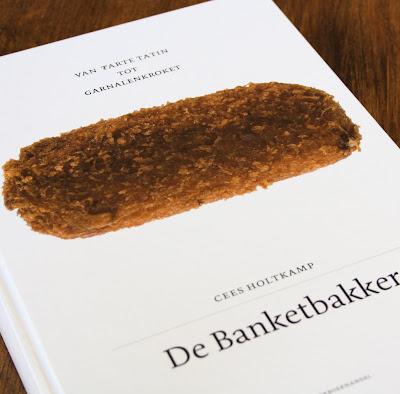 boek de banketbakker