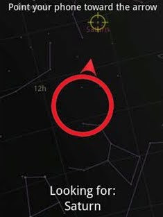 Google Sky Map: Impress The Ladies