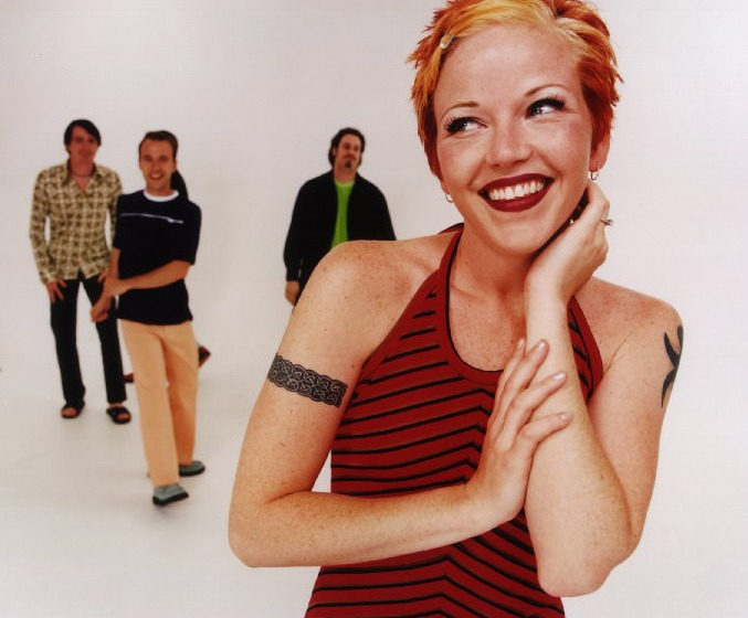 Letters To Cleo. of the rock persuasion.