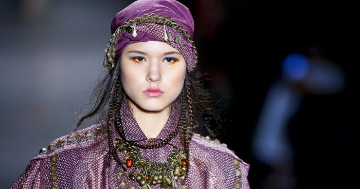Ophelia's Adornments Blog: Gypsy High Fashion?