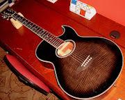 Foto do Violão: Pronto, consegui atualizar os instrumentos que estavam em .