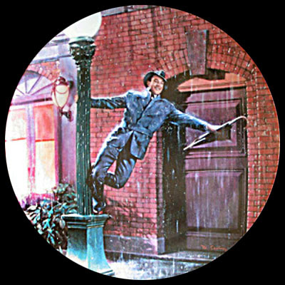 Auditions Monday for the stage version of Singing in The Rain