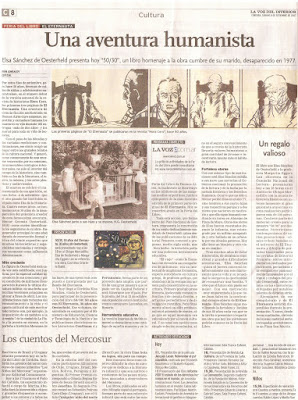 Homenaje a Oesterheld, El Eternauta completo!