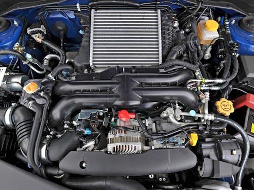 Subaru Wrx Sti 2011 Interior. 2011 Subaru WRX amp; WRX STI