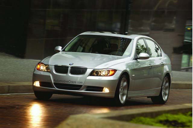 Bmw 3 Series Car. BMW 3 Series Features
