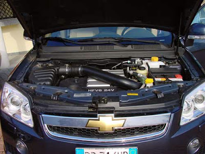 Chevrolet Captiva Engine. Posted by ahlaq at 6:35 AM