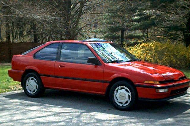 Acura Integra Ls 91. Acura Integra 1990 · 1990