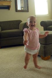 She's Walking!