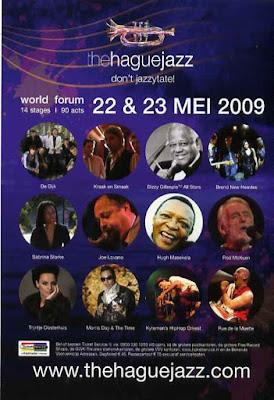 The Hague Jazz 2009