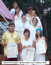 Master Reiki 2008
