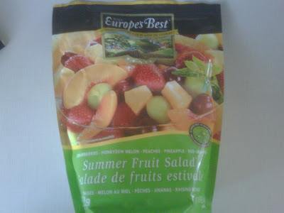 Europe's Best Summer Fruit Salad