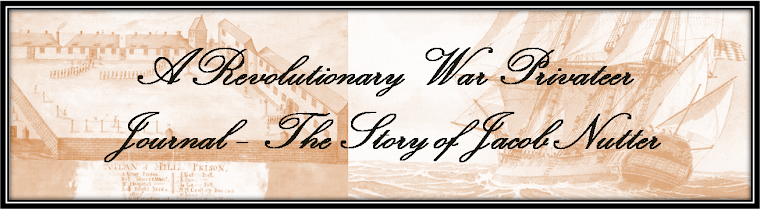 A Revolutionary War Privateer Journal - The Story of Jacob Nutter