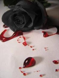 Donde la tinta y la sangre se unen; el amor también.