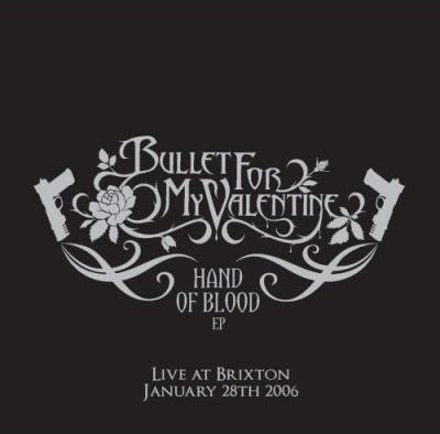 Bullet For My Valentine (2004). 1. Hand of blood 2. Cries in vain 3. Curses