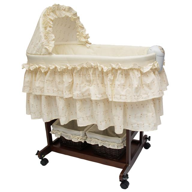Gallery for walmart baby bassinet for Baby bassinet