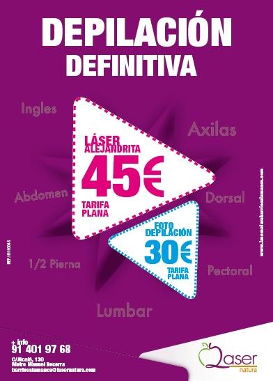 Clinica Depilacion Laser Alejandrita En Madrid Y Estetica