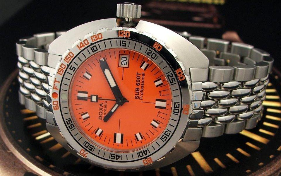 Seiko diver sold seiko automatic diver 6309 7040 orange soxa - Orange dive watch ...